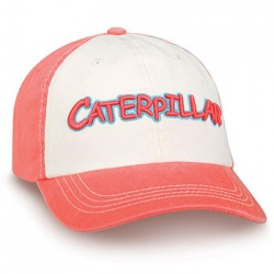 Toddler Ball Cap-Coral